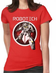 Robotech Womens Fitted T-Shirt