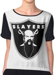 L.A. Slayers Chiffon Top