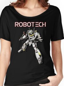 Robotech Women's Relaxed Fit T-Shirt