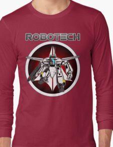 Robotech guardian Long Sleeve T-Shirt