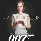 Jane Bond by subject13fringe