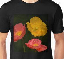 3 poppies Unisex T-Shirt