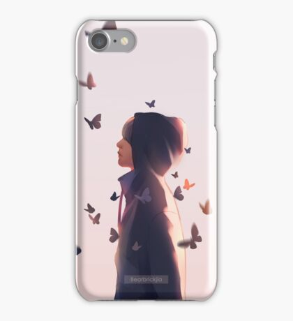 Butterfly Taehyung iPhone Case/Skin