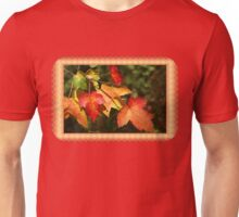 Autumn Maple Leaves ~ Nature's Work Unisex T-Shirt