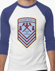 Cockney Rejects Made In London Men's Baseball ¾ T-Shirt