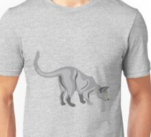 Gatto cat clip art Unisex T-Shirt