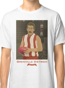 Grenville Dietrich - North Adelaide (on Lindner White) Classic T-Shirt