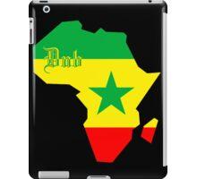 Dub Jamaican iPad Case/Skin