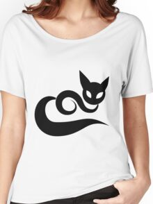 The offbeat cats design Women's Relaxed Fit T-Shirt