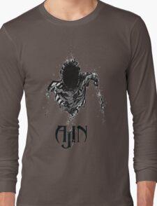 Ajin - Naga kei Ajin Anime Long Sleeve T-Shirt
