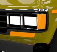 Toyota Land Cruiser Sticker