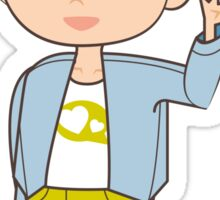 Outfit of the Doll Series - Part I Sticker