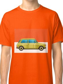 Mini Cooper - pop art car Classic T-Shirt