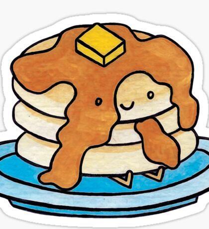 Pancakes. Sticker