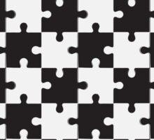 chess puzzle vector Sticker