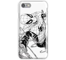 The Amazing Spider-Man art iPhone Case/Skin