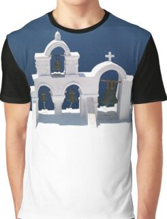 bells in white and blue Graphic T-Shirt