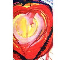 Heart Photographic Print