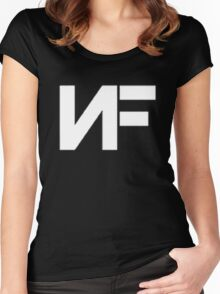 NF Women's Fitted Scoop T-Shirt