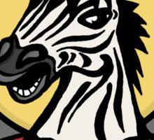 Zebrahead Sticker