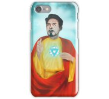 Saint Stark iPhone Case/Skin