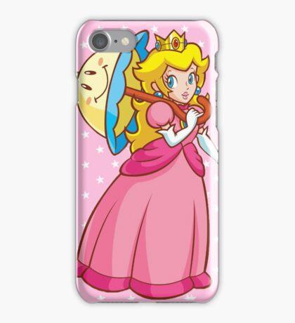 Princess Peach! - Perry iPhone Case/Skin