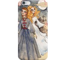 The Woman In White by Wilkie Collins iPhone Case/Skin