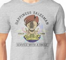Certified Happiness Salesman  Unisex T-Shirt