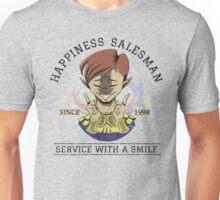Certified Happiness Salesman  Unisex T-Shirt