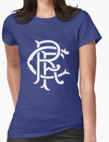 Rangers Football Club Womens Fitted T-Shirt