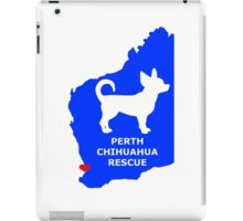 Rescue Logo iPad Case/Skin