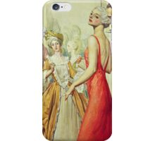 Fashion Stakes iPhone Case/Skin