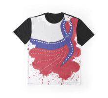 Aliya Mustafina 2012 London Olympics (White) Graphic T-Shirt