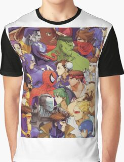 New Age Of Heroes Graphic T-Shirt