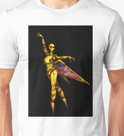 Clockwork fairy Unisex T-Shirt