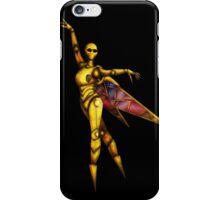 Clockwork fairy iPhone Case/Skin