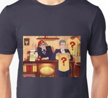 Gravity Who Unisex T-Shirt