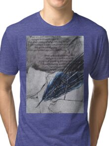 the quill Tri-blend T-Shirt