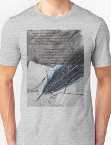 the quill Unisex T-Shirt