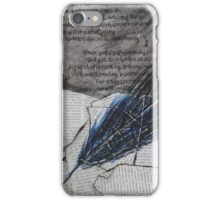 the quill iPhone Case/Skin