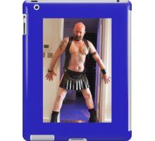 Troy - Leather Gladiator iPad Case/Skin