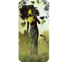Physa And Butterfly iPhone Case/Skin