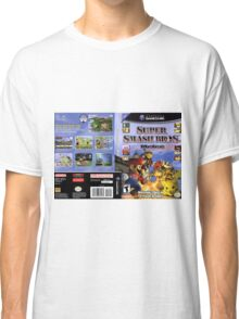 Super smash brothers melee for the nintendo gamecube Classic T-Shirt