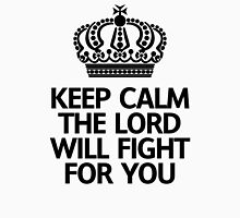 Keep Calm The Lord Will Fight For You Classic T-Shirt