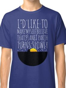 OWL CITY FIREFLIES QUOTE Classic T-Shirt