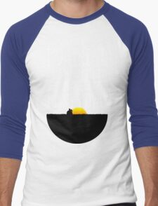 OWL CITY FIREFLIES QUOTE Men's Baseball ¾ T-Shirt
