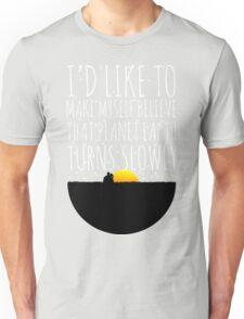 OWL CITY FIREFLIES QUOTE Unisex T-Shirt