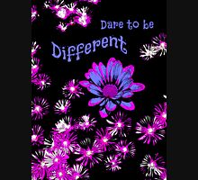 Dare to Be Different 3 Womens Fitted T-Shirt