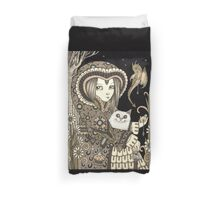 The Oracle Duvet Cover