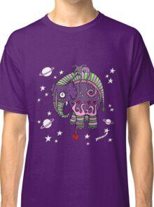 Interstellar Elephant Tee Classic T-Shirt